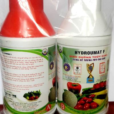 Dinh dưỡng Hydroumat F