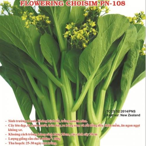 Cải Ngọt Ăn Bông 108