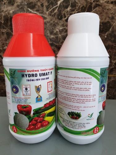 Dinh dưỡng Hydro Umat F