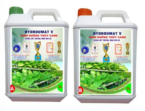 Dinh dưỡng Hydro Umat V 10 lít